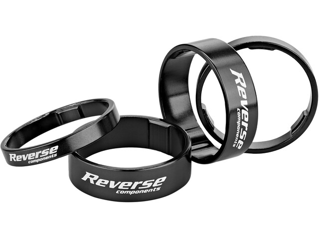 Reverse Ultra Light Spacer Set, black